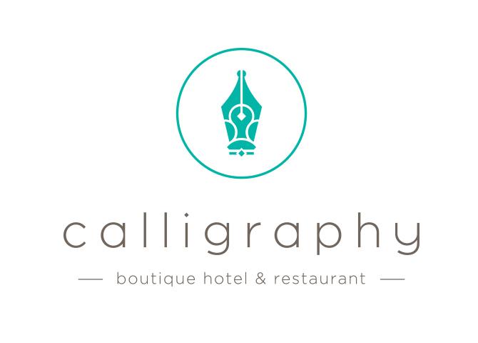 Calligraphy stewartaitken Calligraphy logo