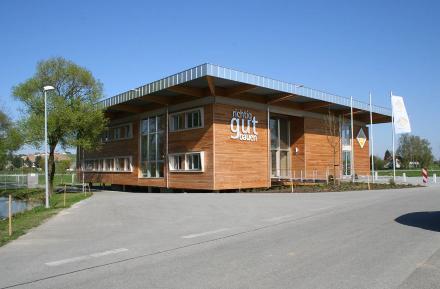Sonnleitner Ortenburg sonnleitner kundenzentrum in 94496 ortenburg architektur